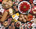 (Counter Seat)Strawberry Dessert Buffet [adult3800]