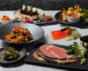 Premium share course 7 dishes