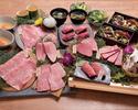 近江牛の「芸術品」を堪能!特撰近江牛コース!10,000円