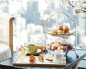 【Sakura Terrace】Sakura Afternoon Tea <Regular Terrace Table>