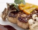 【「心」スペシャルランチ】国産牛フィレ肉 120g、フォアグラなど豪華食材を満喫する全7品 ~web予約特典!乾杯スパークリング付~