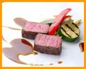 【ランチ・半個室確約・選べる2ドリンク付き】季節のスープ・ 前菜・パスタ・メイン・デザートがついたコース