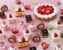 【Lunch】Suites & Sandwich Buffet ~ Strawberry Hunt at Hotel ~Adult¥3,800(Sat,Sun,Holidays¥4,200)Elementary School Students¥2,000 Infants(4years of age or older)¥900