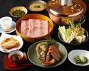 【Seryna Dinner】Prime Beef Shabu-Shabu(Until the end of December)