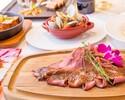 【3時間飲み食べ放題】季節の前菜5種やパスタ・自家製ローストビーフが食べ放題の全6皿