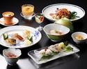 宿泊者限定 季節の寿司会席