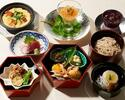 """[35th anniversary thank-you price ¥7,000 → ¥5,800] """"The beautiful four seasons in Japan"""" Chef's choice luncheon"""