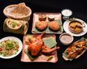 《2時間飲み放題付き》【シルバーコース】気軽に港町料理をお楽しみ頂けるコース
