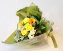 【オプション】花束・アレンジメント ¥5,500