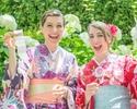 Kimono Rental&HairSet(9:30am〜6:00pm)
