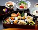 1ドリンク付!お弁当「光悦」に名物郷土料理の「治部椀」をプラス、1番人気のランチメニュー!