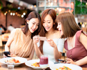 [Women's association lunch plan] Toast with 1 glass of sparkling & all-you-can-drink soft drinks of more than 10 types!