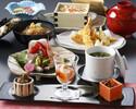 【選べる乾杯ドリンク付!】お造りや治部椀など、旬の食材を使用した加賀料理全7品~千成コース~