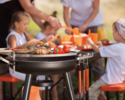 BBQ料理と秋メニュープラン  小学生