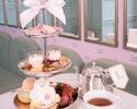 """【期間限定】""""SAKURA+ミニパルフェ+シャンパーニュ・ロゼ"""" Afternoon Tea"""