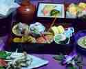 豆乳湯豆腐付き懐石弁当