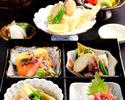 お昼の接待・会食・記念日におすすめ!弁天特製【松花堂】3500円(税込)