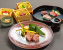 2020年【10~11月】寒鰤の霙鍋と雪室熟成豚の網焼きコース【和味(なごみ)】(2時間飲み放題付き)