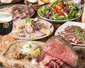 【限定!大人気】サーモンカルパッチョと『自家製ローストビーフ食べ放題』世界の樽生5種/飲み放題付
