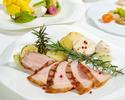 【5・6月】山形県産 米沢豚のローストコース(イタリアーノ)(2時間飲み放題付き)