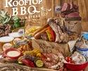 【ディナー】贅沢♪5種のお肉とシーフードも楽しめるプレミアムBBQプラン (飲み放題付き)¥5,000