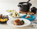 【ディナー】すき焼きコース