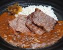 高森和牛焼肉のせ特製カレー