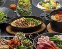 <3/16~>ディナー【月~木曜 3,500円】BBQ