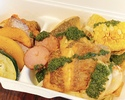 【テイクアウト】本日の鮮魚料理(2人前)