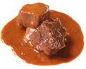 【TAKEOUT】牛ほほ肉のマルサラ煮込み
