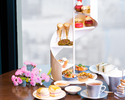 【WEB22%OFF/May 7-Aug 31/Weekdays】Peach Afternoon Tea