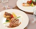 選べるメイン料理とセミブッフェランチ(大人)