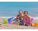 【ランチ&海水浴日帰りプラン】夏だ!海だ!アオアヲナルトリゾートへいこう!(幼児3~5才)