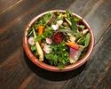 【TAKEOUT】鎌倉野菜のヴィーガンサラダ