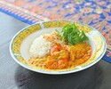 Coconuts Shrimp Curry & Rice