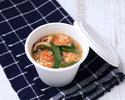 【テイクアウト】魚介の酸辣湯(春雨入りスープ)(店頭支払い)