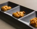 【テイクアウト】ウニの珍味おまかせ3種盛り