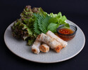 VIETNAM STYLE DEEP FRIED RICE PAPER SPRING ROLL
