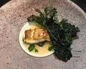 ディナー 【乾杯スパークリングワイン付】メインを魚料理・肉料理から選べる4皿コース 5,000yen