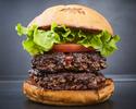 【TAKEOUT】ハンバーガー(ダブル) Hamburger (double)
