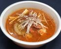 【デリバリー】旨辛海鮮スープ