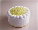 【デリバリー】4号(12cm)スーパーメロンショートケーキ ¥6,000(税抜)