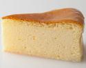 【デリバリー】ベイクドチーズケーキ1ピース ¥550(税抜)