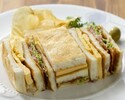 American clubhouse sandwich