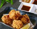 【テイクアウト】鶏の唐揚げ 5個入り (ニンニク醤油味)