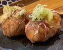 【テイクアウト】肉巻きおにぎり 1 個(豚)