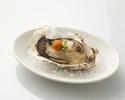 【テイクアウト】ウニと牡蠣醬油の焼き牡蠣 2ピース