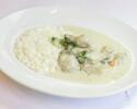 【テイクアウト】濃厚!牡蠣のクリームリゾット