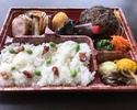 "The gourmet ""Kobe beef hamburg lunch"" at Plaza Kobe at home! [Take-out lunch]"