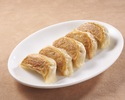 Grilled gyoza of discerning pork